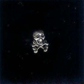 #38 small skull and crossbones